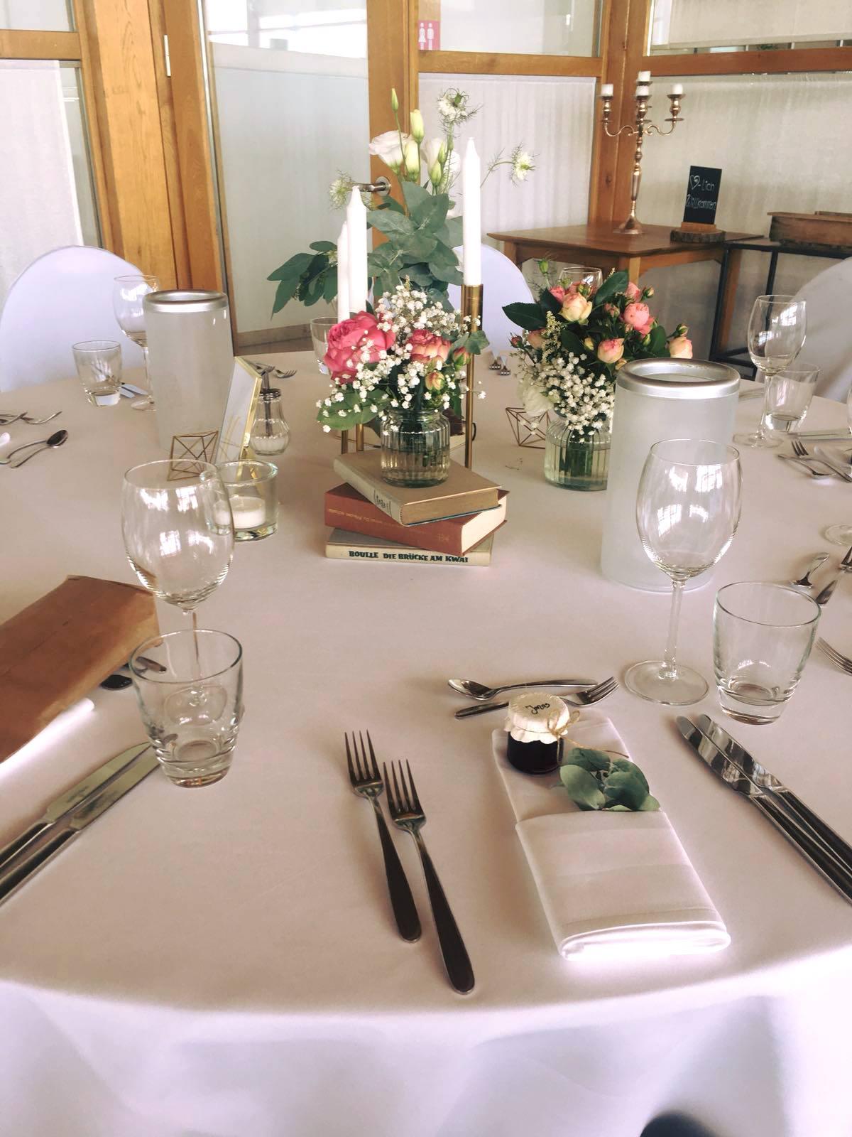 Hochzeitssaison 2018 Heckers - Restaurant, Café, Bar - Heckers