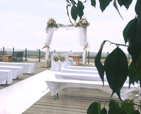 Hochzeitssaison 2018 Heckers - Restaurant, Café, Bar