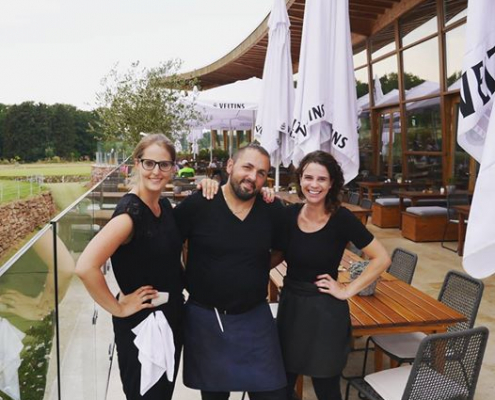 Mitarbeiter gesucht! Minijob Heckers-Restaurant
