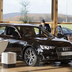 Firmenevents im Restaurant Heckes mit Audi: Laden Sie zu Tagungn, Seminaren und Workshops in toller Atmosphäre ein.