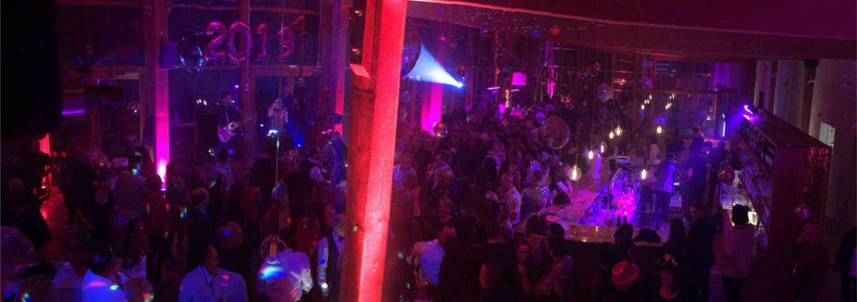 Heckers Disco Silvesterparty Beitragsbild