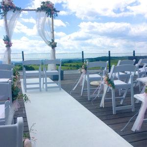 Feierlichkeiten im Heckers Restaurant, der top Event Location, sei es für Hochzeiten, Geburtstage, Taufen, Familienfeiern.