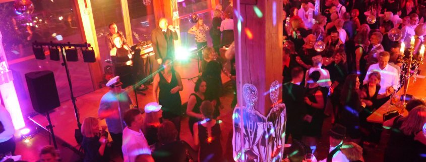Hollywood Silvester Party im Heckers Restaurant zum Jahreswechsel 2017 2018