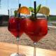 Sunshine-Aperitif & Campari Milano Heckers-Restaurant