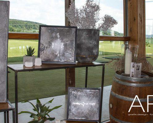 Kunstausstellung Anja Henneken Heckers - Restaurant, Café, Bar